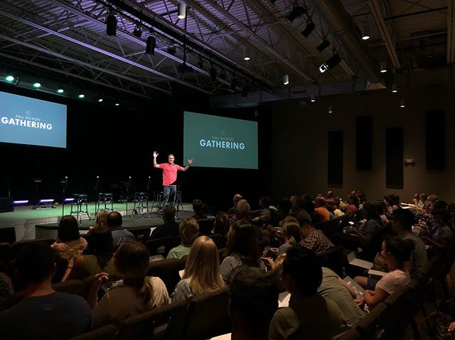 What a great time at the Fall Kick-off Gathering!  We love training our leaders of GenKids, GSM and Adult Connection Groups! #genesischurch