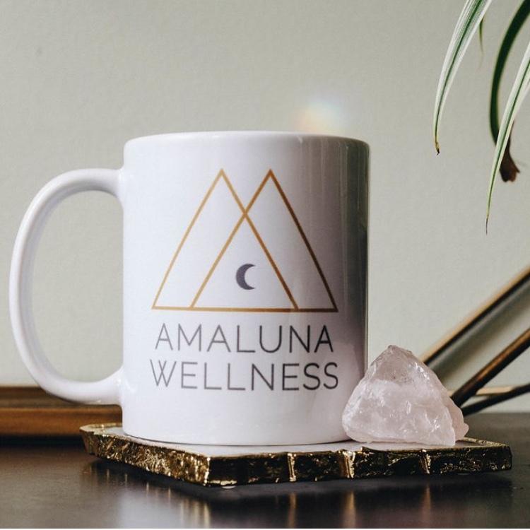 Brand Designer   Amaluna Wellness