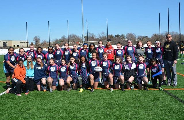 We are back in action tonight with the first 7s practice of the season. Catch you there!! #girlsrugby #hsrugby #tacklelikeagirl #phillyrugby #newcleatswhodis