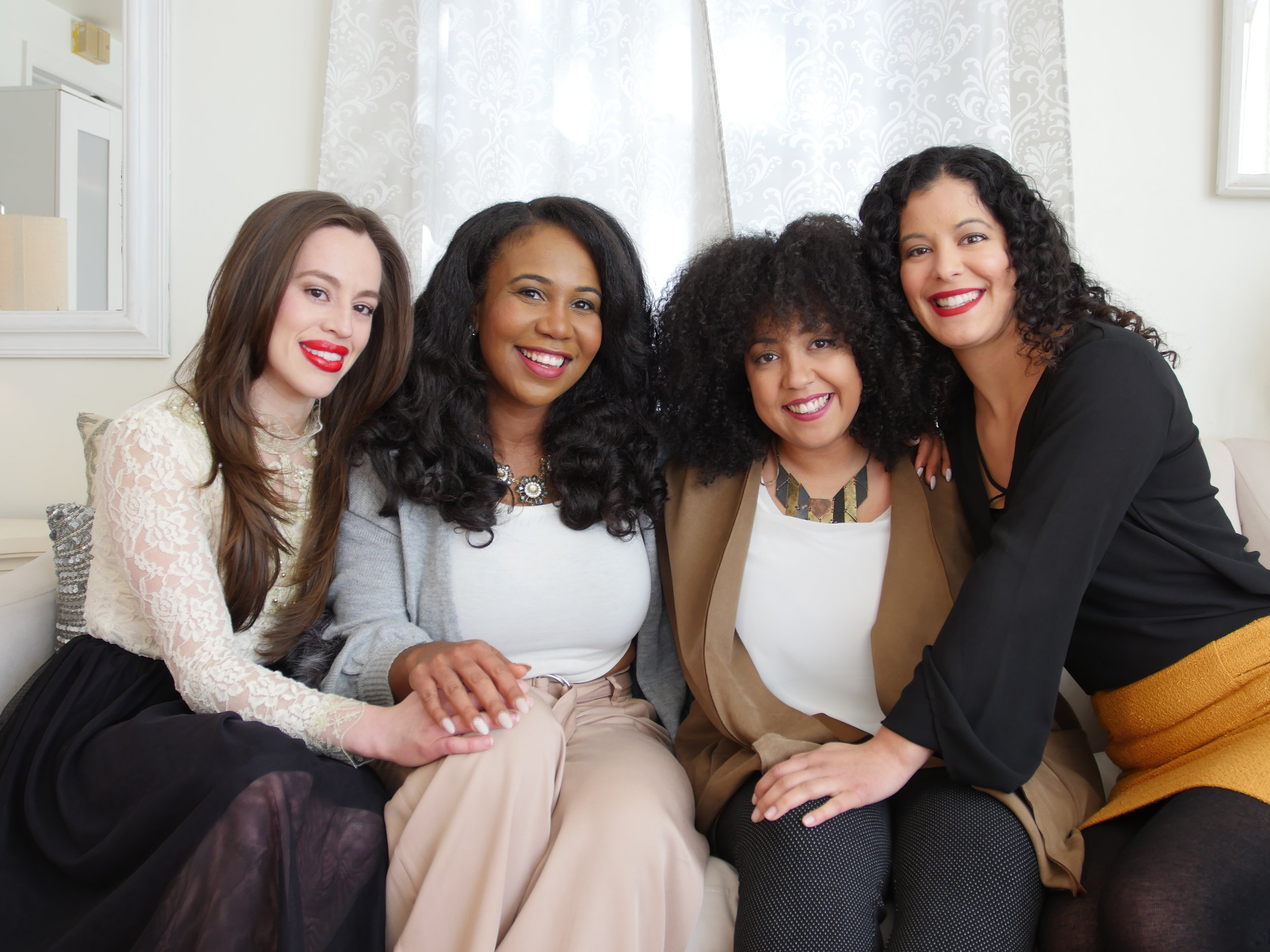 4 Video Group Counseling Lessons - Videos with women who look just like you; as they dig deeper into the single success path strategy.