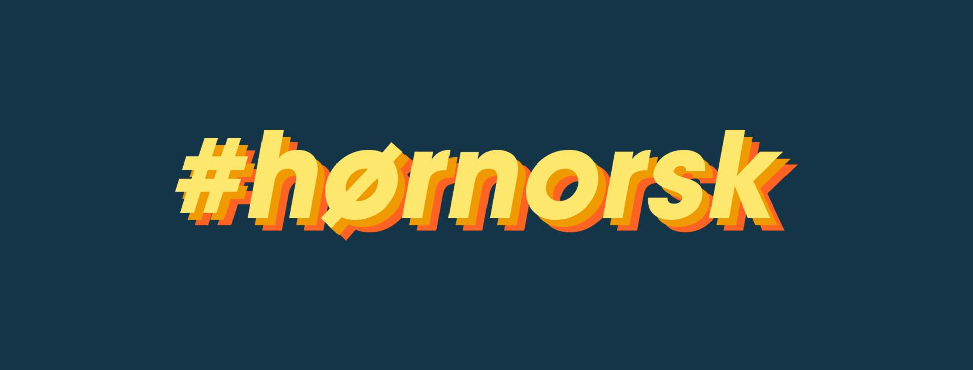 hornorsk