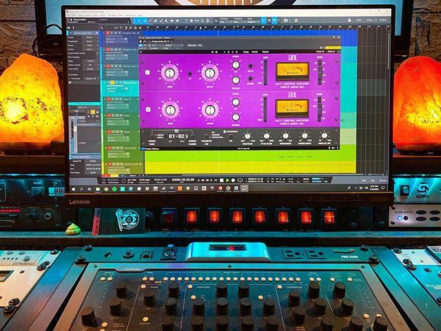 Holy cow the @purpleaudiollc #mc77 plug-in from @pluginalliance is amazing . . . . #studiolife #musicproducer #musicproduction #ohiomusic #mastering #studioflow #studioporn #dailygrind #recordingengineer #recordingstudio #studiotime #ohiomusic #columbusmusic #protools #cubase #studioone #columbus #recording #ohio #audioengineer #mixingengineer #ohiobands #614music #pluginalliance