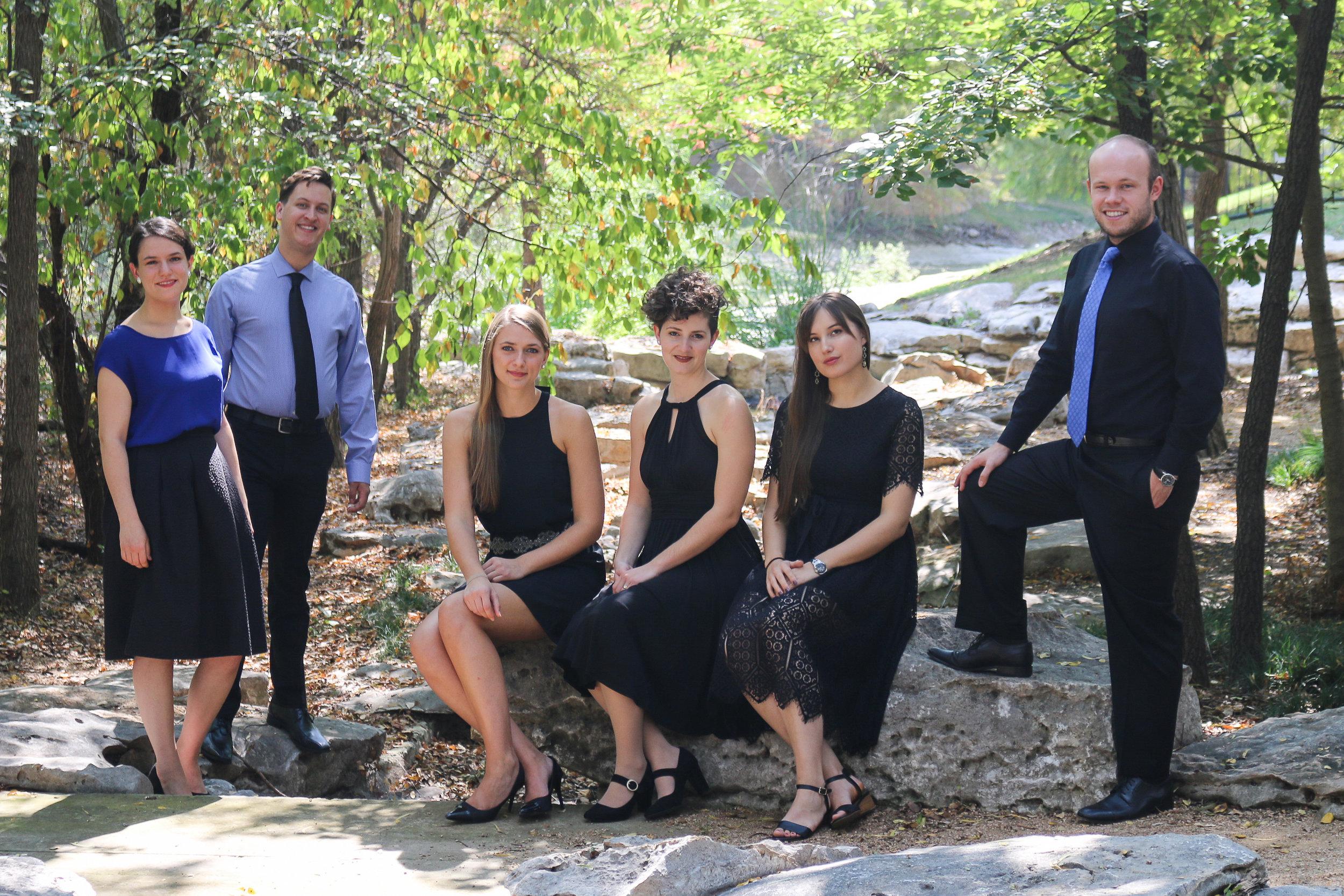 VOCES8 Scholars USA