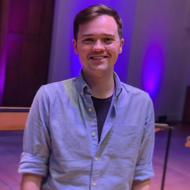 Our last job before our Easter break was to appoint Sam's successor. We're thrilled to tell you that Euan Williamson will be joining us from September 2019! Euan is currently one of the VOCES8 Scholars, and we can't wait to get to welcome him into the group #voces8