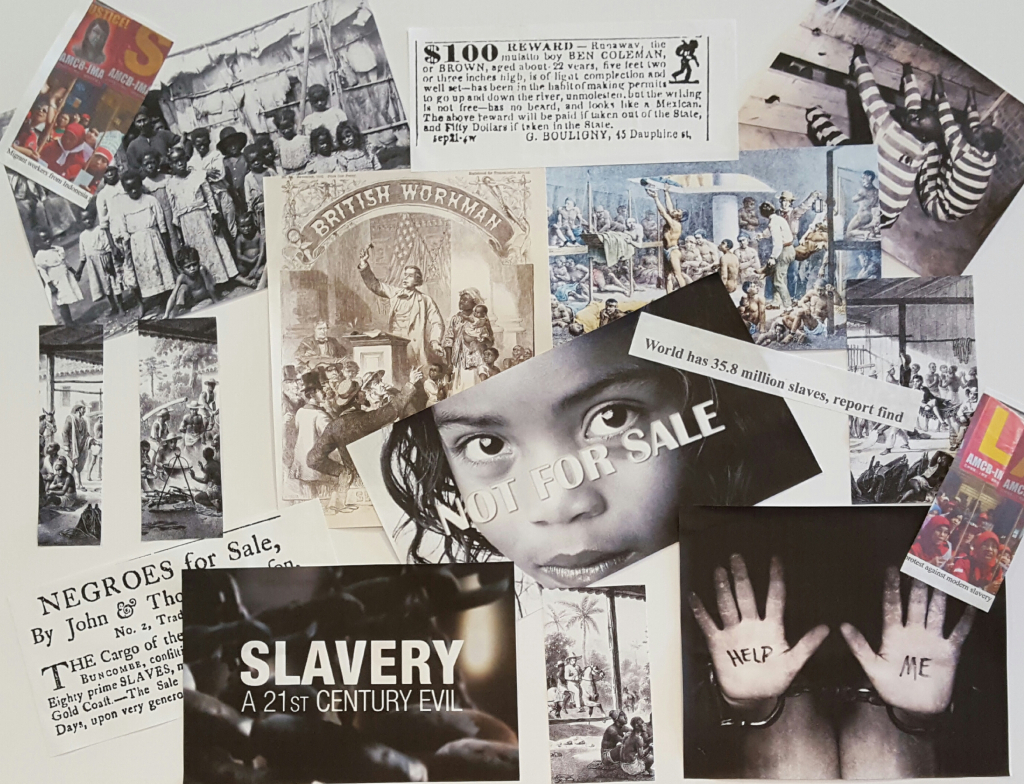 Tougaloo College establishes Institute for the Study of Modern Day Slavery -