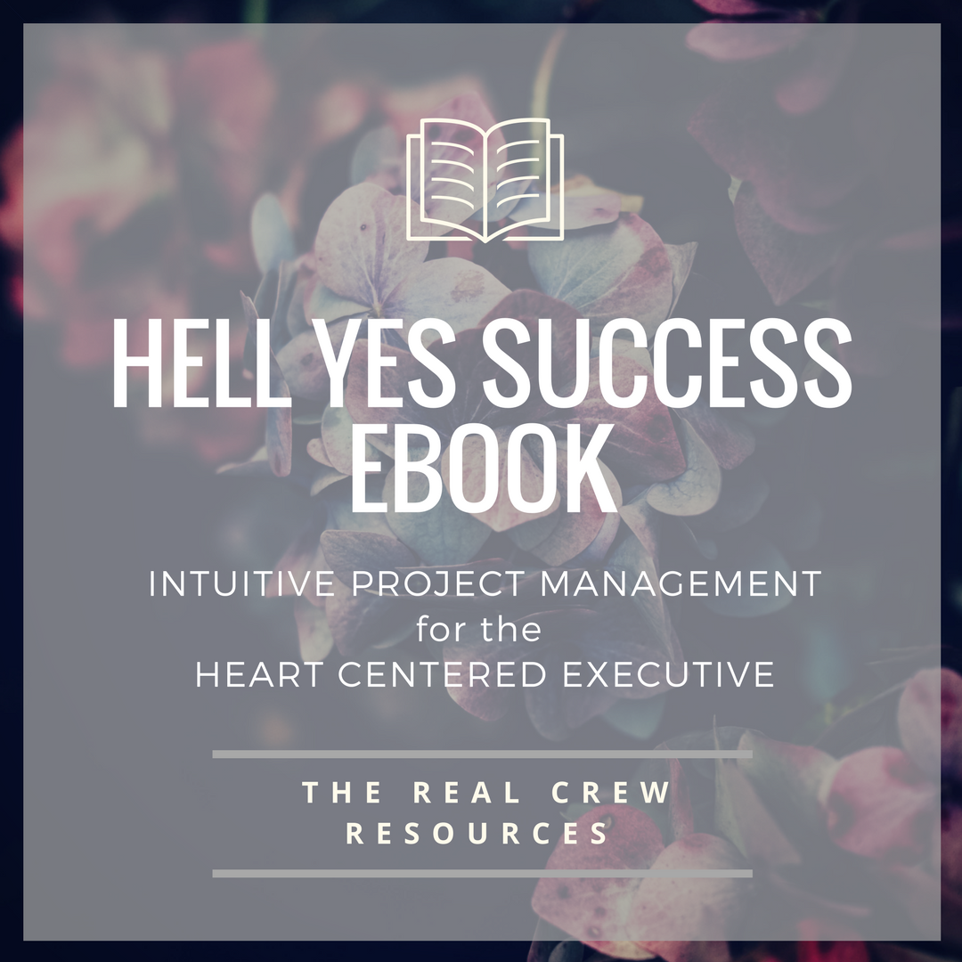 TheRealCREW.com - Hell Yes Success ebook