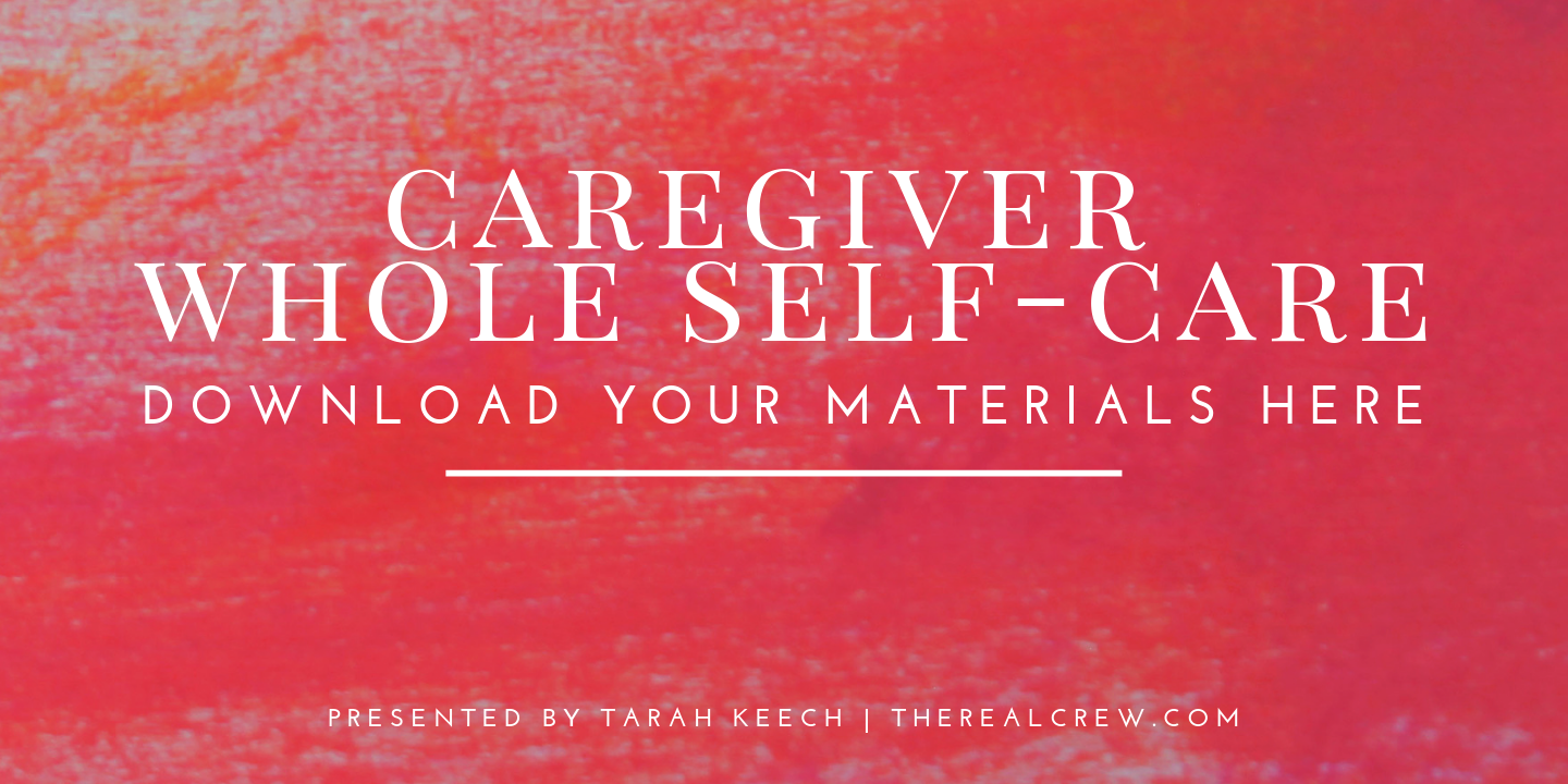 Caregiver Whole Self-Care_Rocky Mountain ALZ Conference on Dementia_4_29_19_webbanner.png