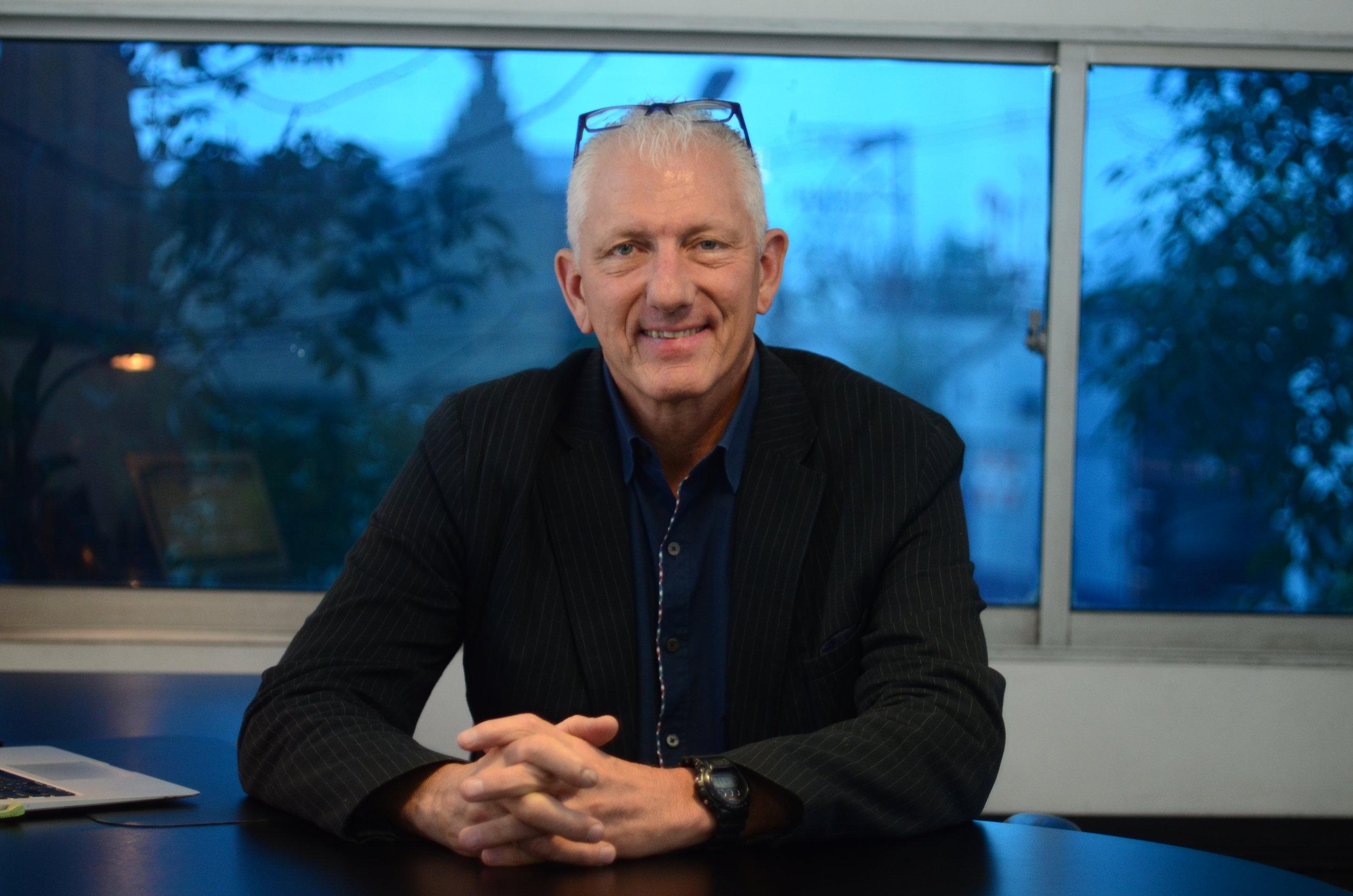 Jerry Manderfield - Presidente