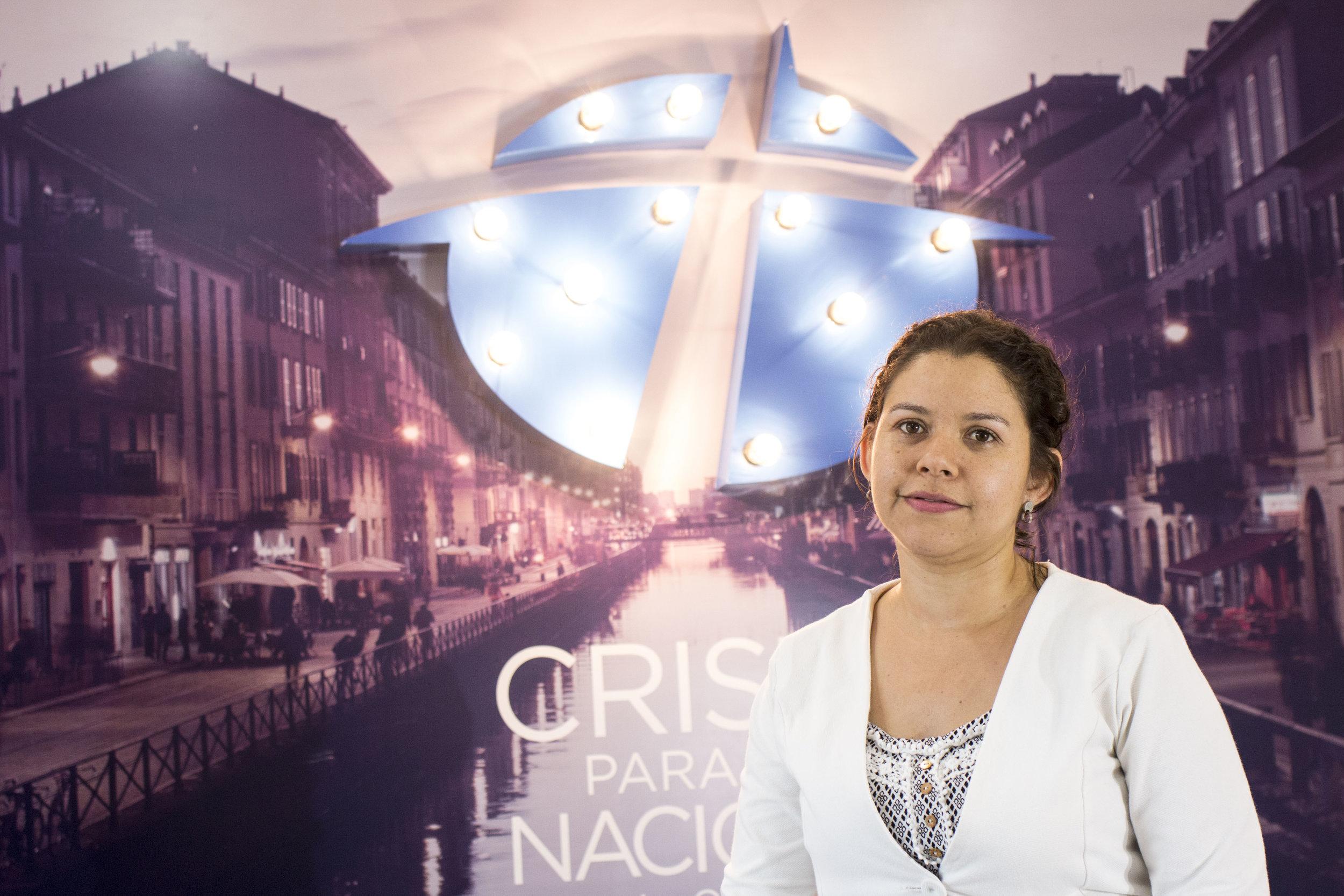 Natalia Castro - Secretaria  Académica