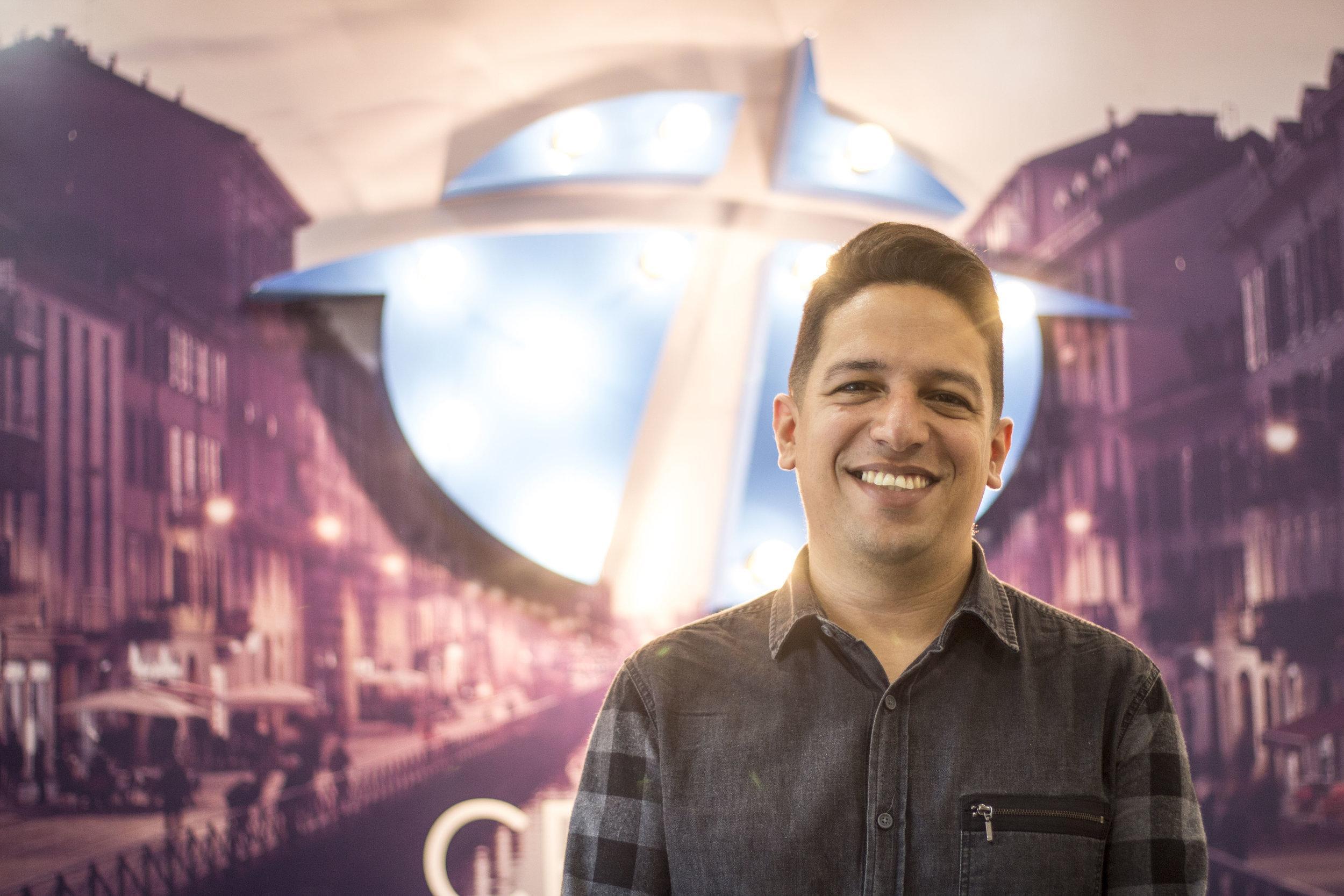 Hector Sandoval- Director CPNMusic