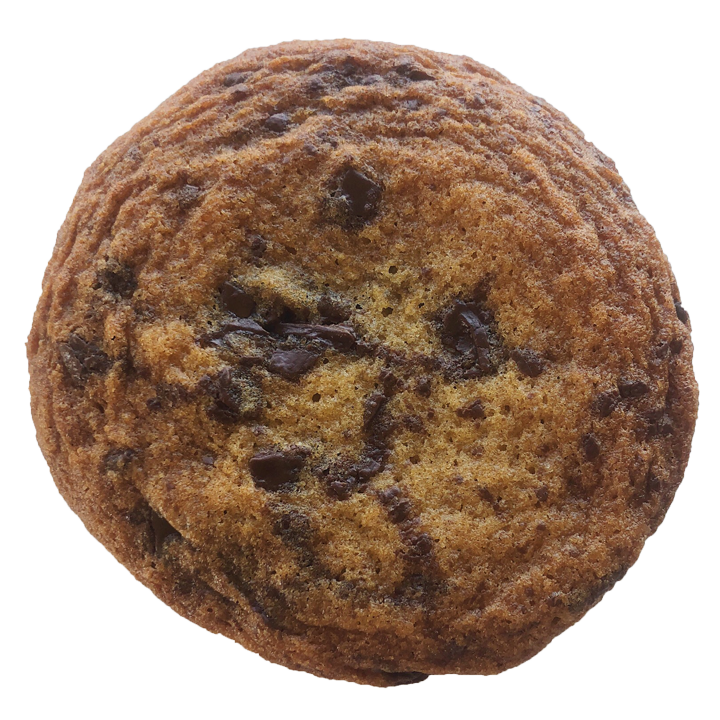 Sichuan Hot Chocolate - our classic chocolate chunk cookie is laced with sichuan peppercorns for a fun little adventure for your taste buds