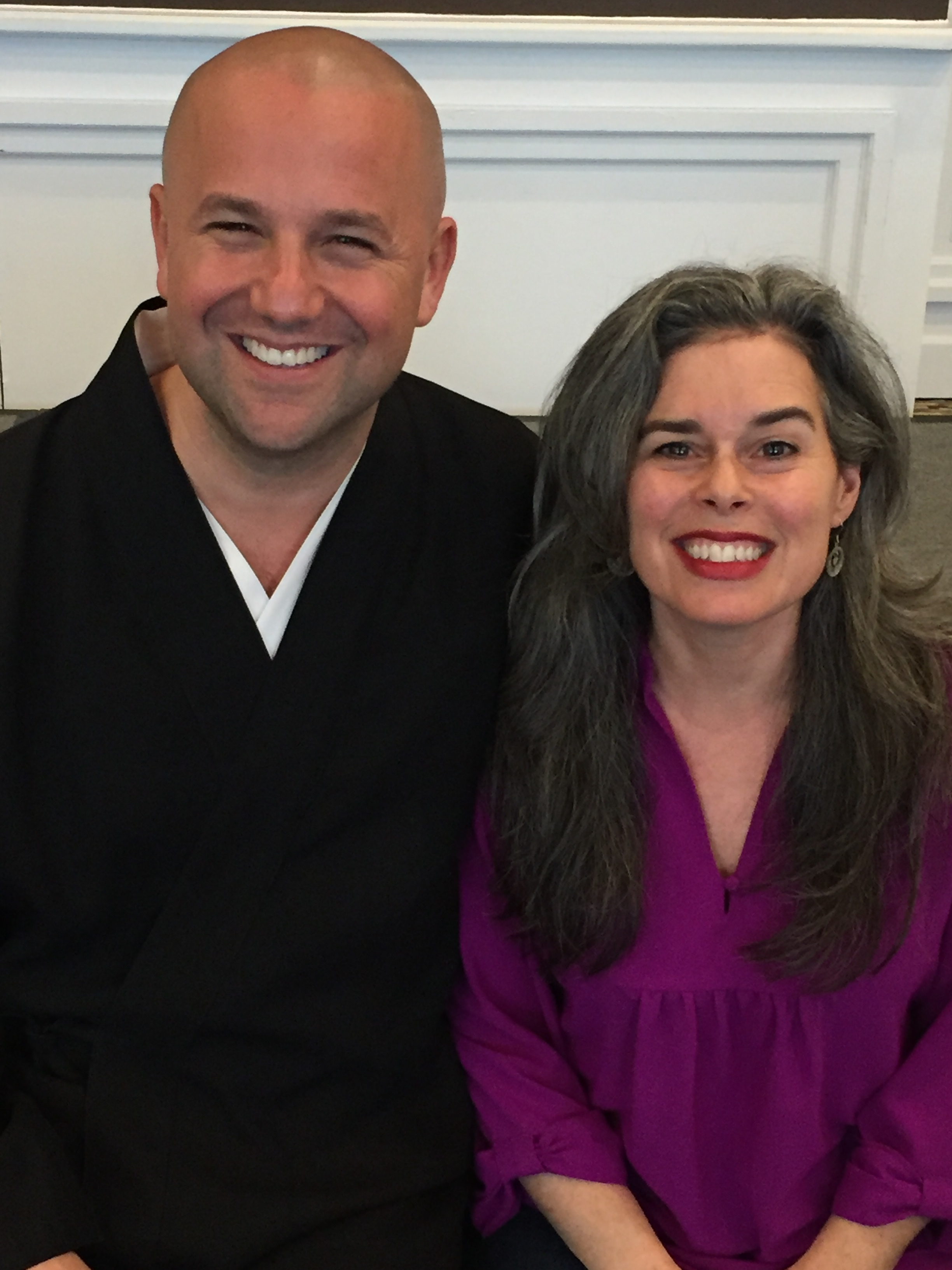 WITH  SENSEI KOSHIN PALEY ELLISON, MFA, LMSW, DMIN,  CO-FOUNDER OF THE NEW YORK ZEN CENTER FOR CONTEMPLATIVE CARE