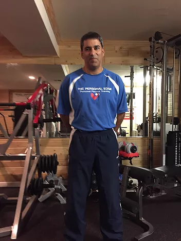 Sunir Jossan - Sunir is the director of health and fitness for the National Counterterrorism Center and the owner of The Personal Edge in Washington, D.C.