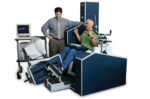 MedX Medical Low-Back machine