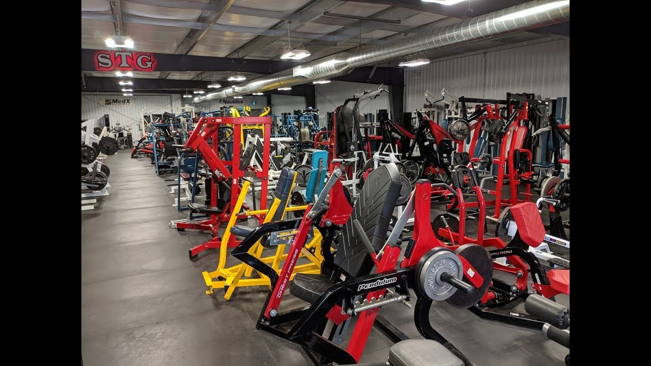 Just some of the 100 amazing machines available for use at STG!!