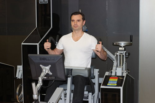 New Element Training Founder and lead coach Andrei Yakovenko