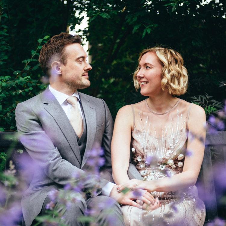 Anne & Simon's Wedding