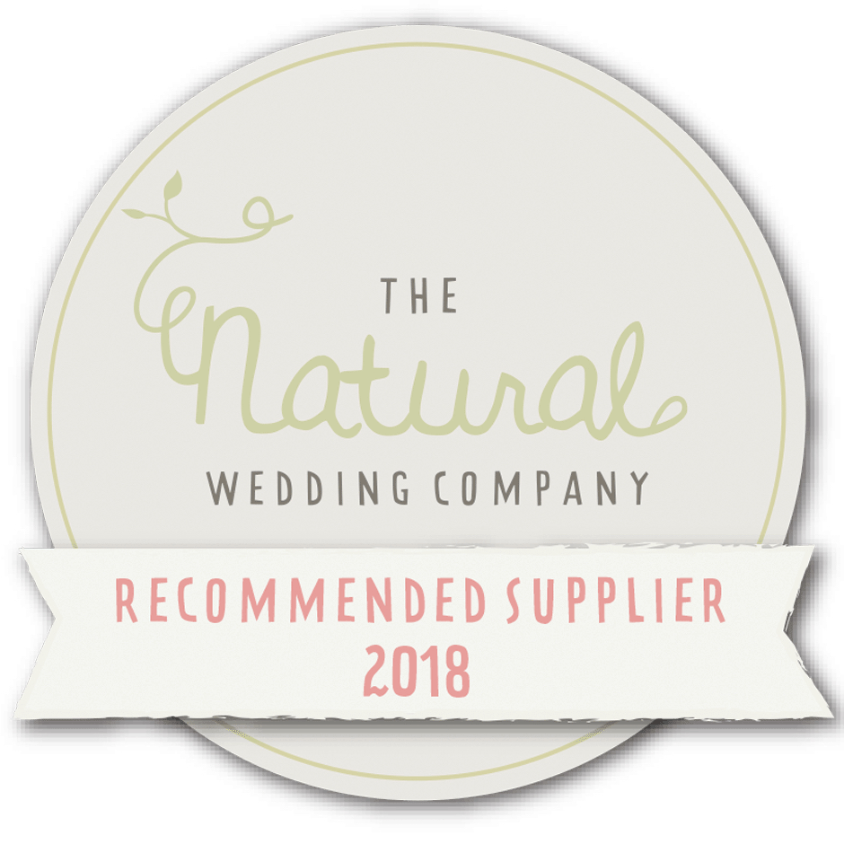 The Natural Wedding Co. Endorsement