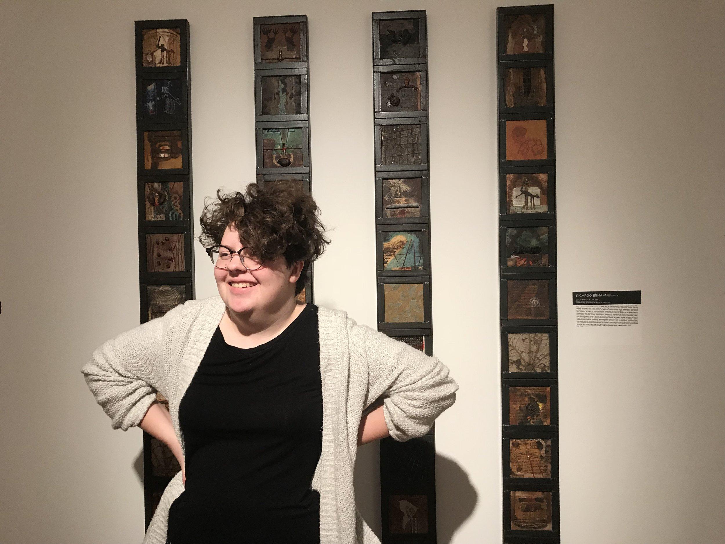 bee hyland - writer, sound designer