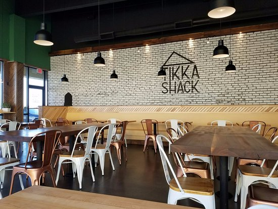 Tikka Shack - 2407 9th St