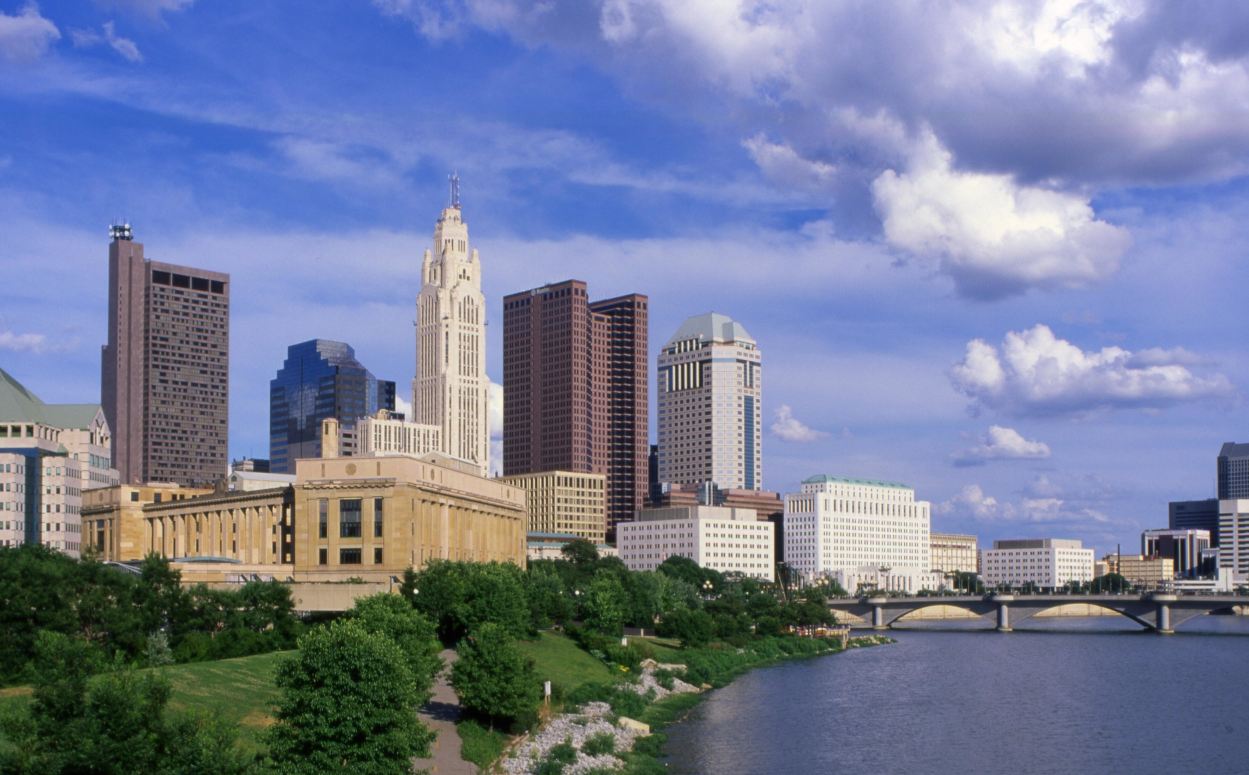 Columbus, Ohio - Host to fencing Summer Nationals and July Challenge 2018/2019