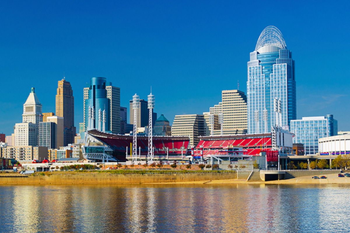 Cincinnati, Ohio, host to the fencing December NAC 2018