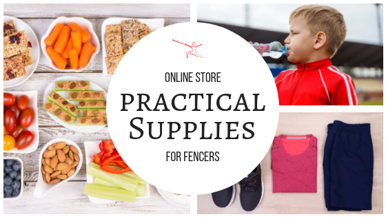 Practical Supplies for Fencers Store
