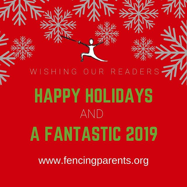 To all of FP's wonderful readers, followers and supporters: Stay warm, travel safe and have a wonderful holiday season!