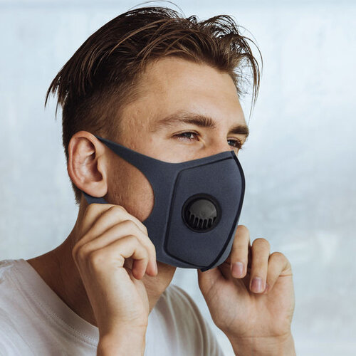 Avoid Masks with Exhalation Valves, Here's Why — B BAR®