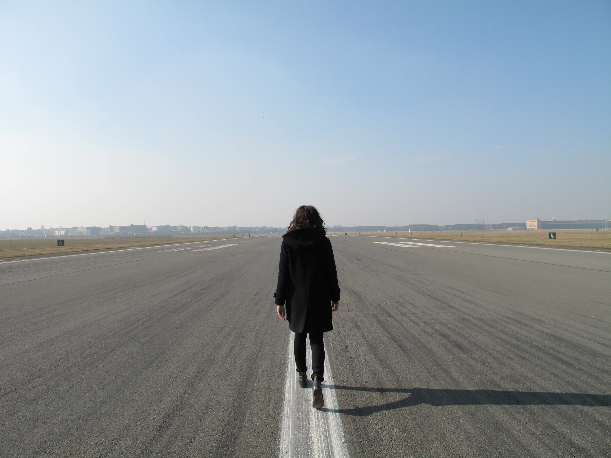This Time Tomorrow: Tempelhof, 2011  Single channel digital video, colour, silent  5mins, 20seconds