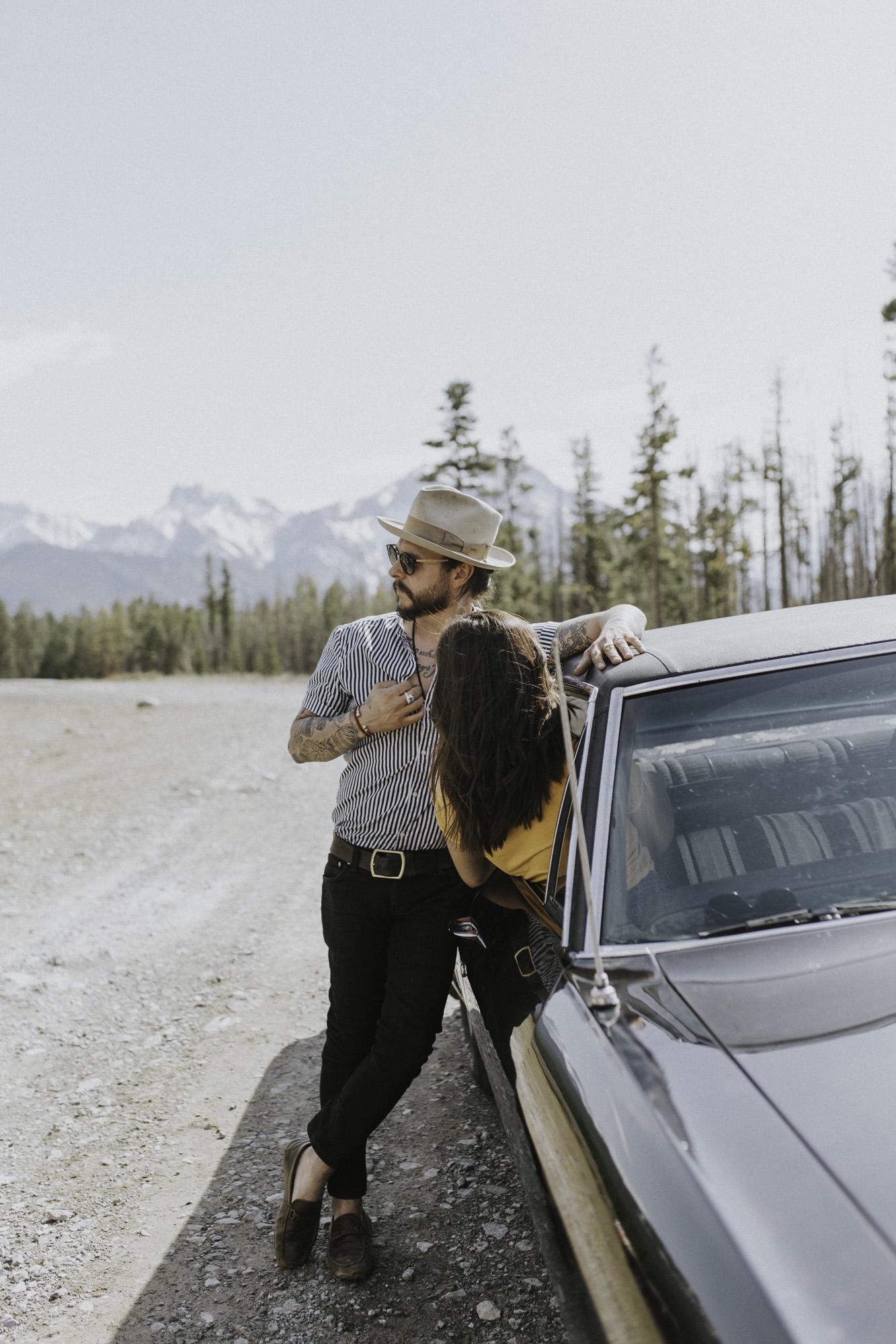 Calgary wedding and elopement photographer