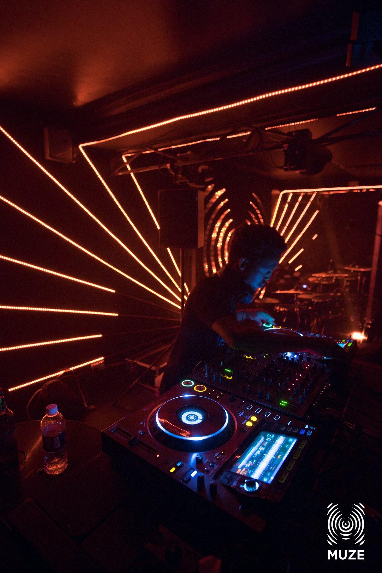 DJ/Producer Jinku