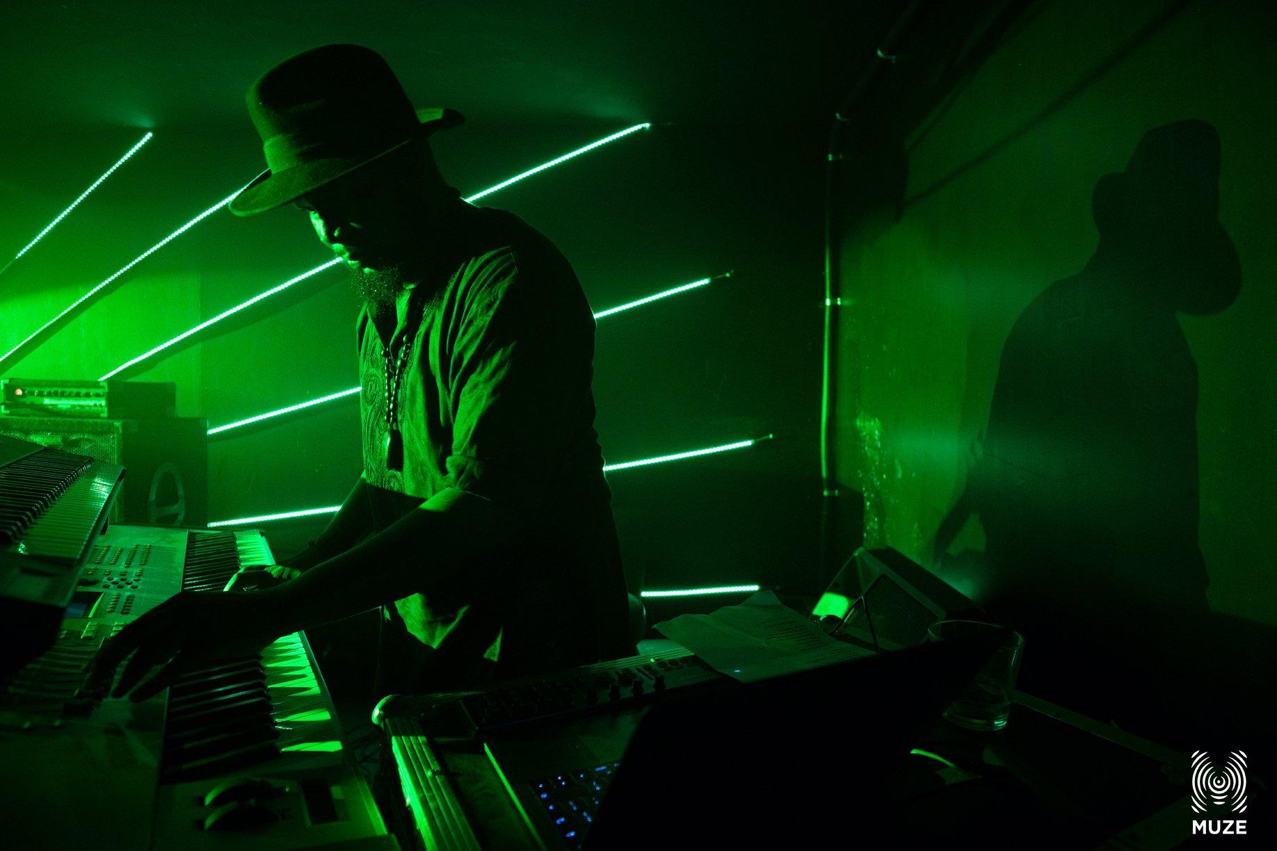 DJ Allan Strange