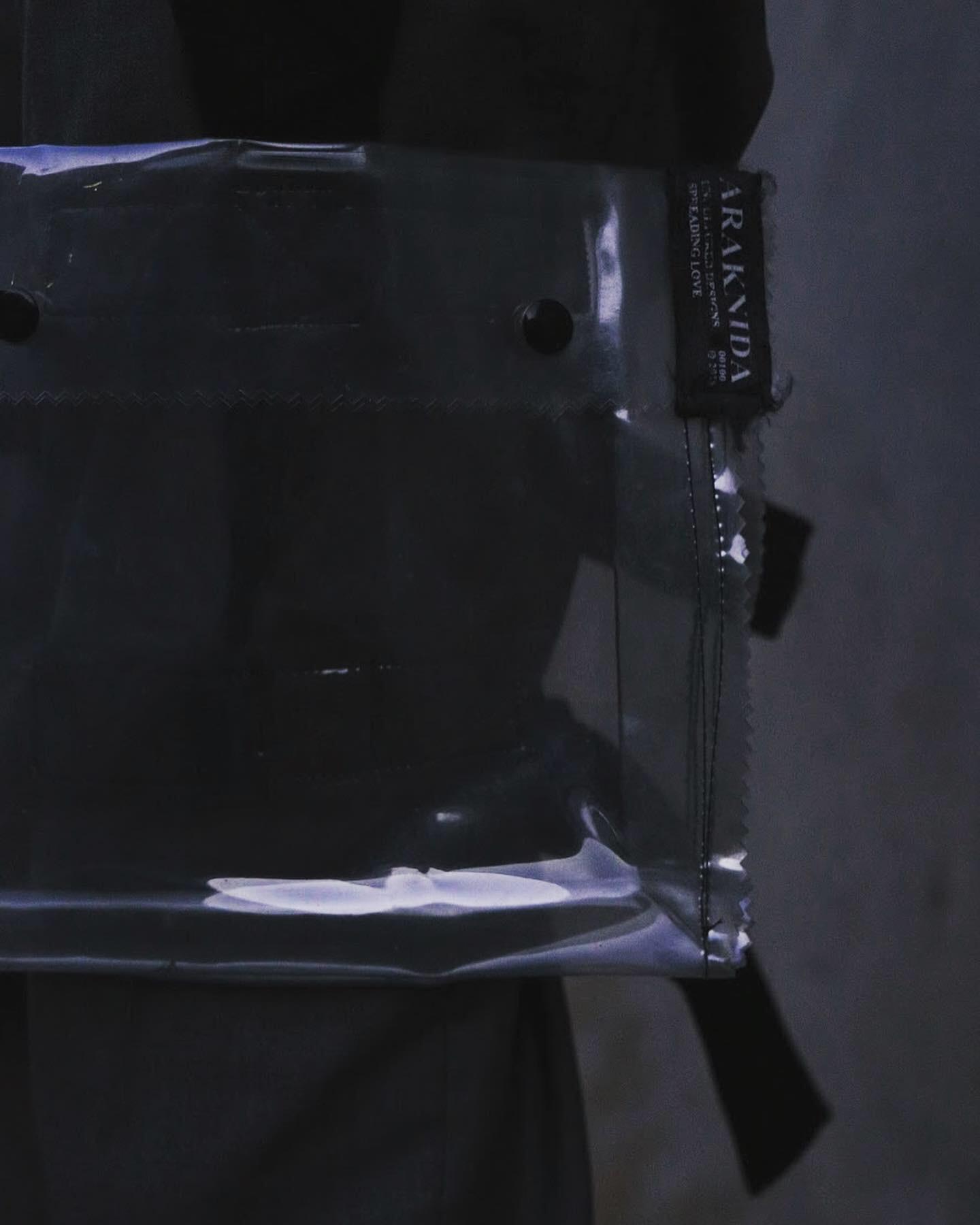 ARAKNIDA leg bag detail