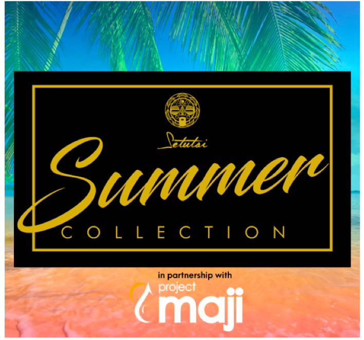 Setutsi x Project Maji Summer Collection