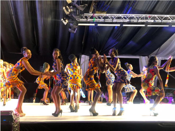 Images from Mr & Miss Kenya Event