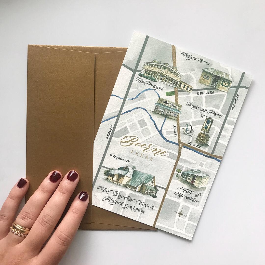 custom-watercolor-map-boerne-texas-wedding-suite-sojourn-art-and-ink.JPG