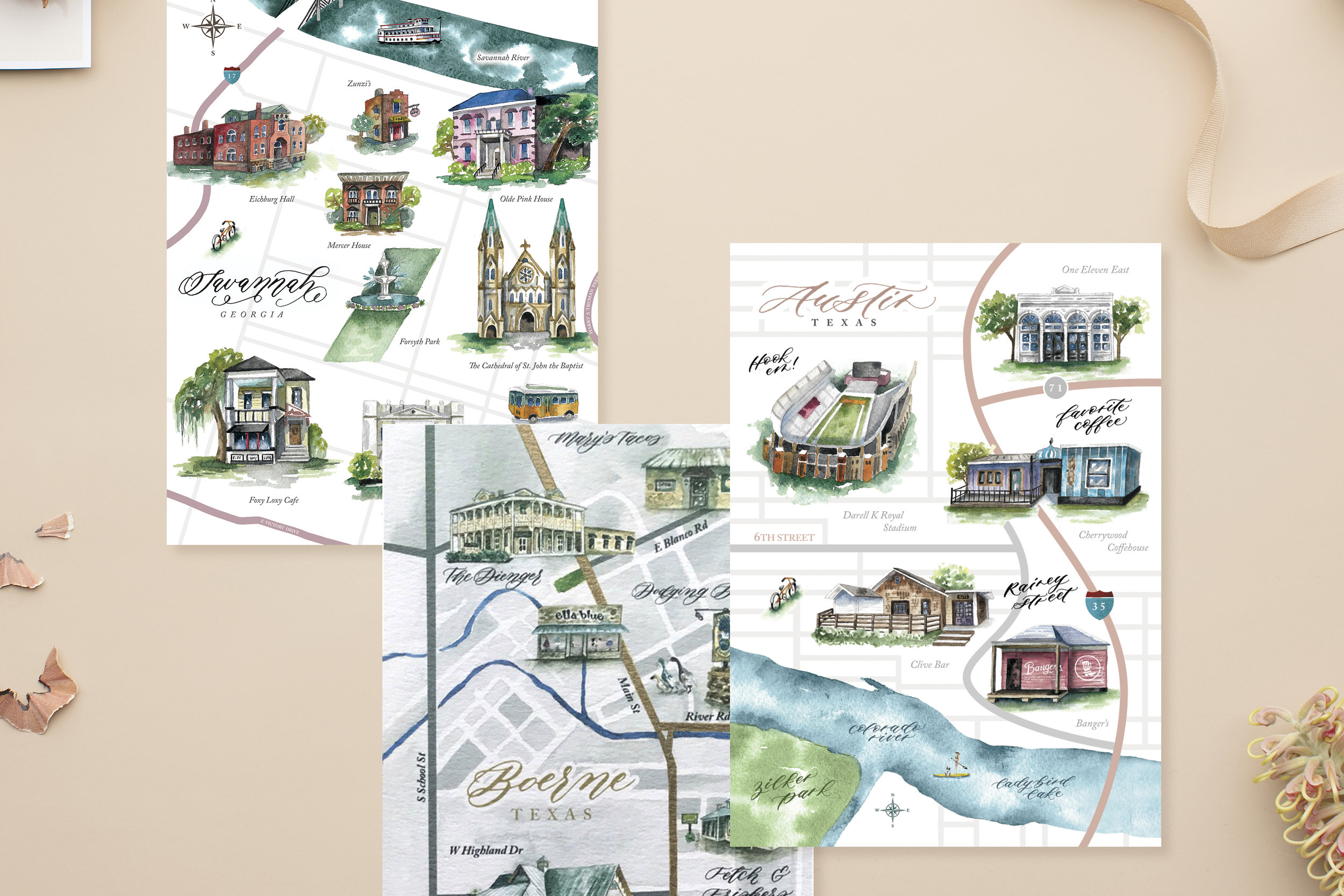 custom-watercolor-and-calligraphy-maps-close-up-custom-invitations-sojourn-art-and-ink.jpg