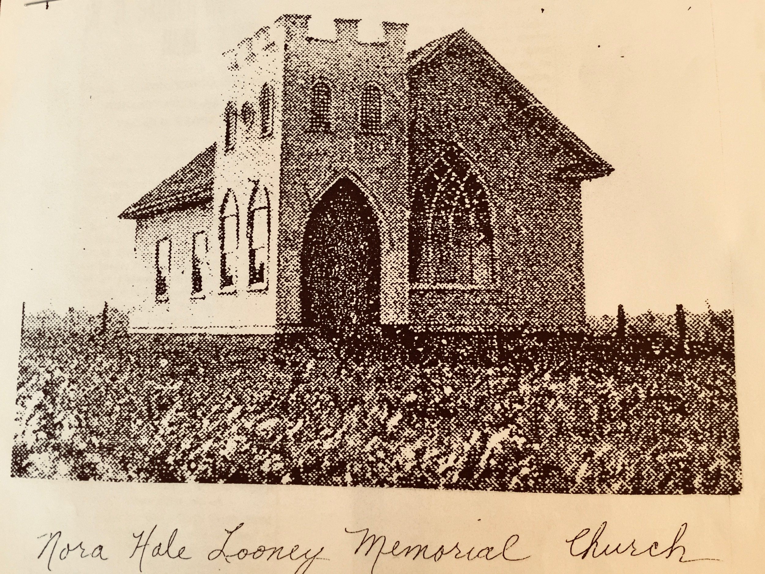 Nora Hale Looney Memorial Church (1911)