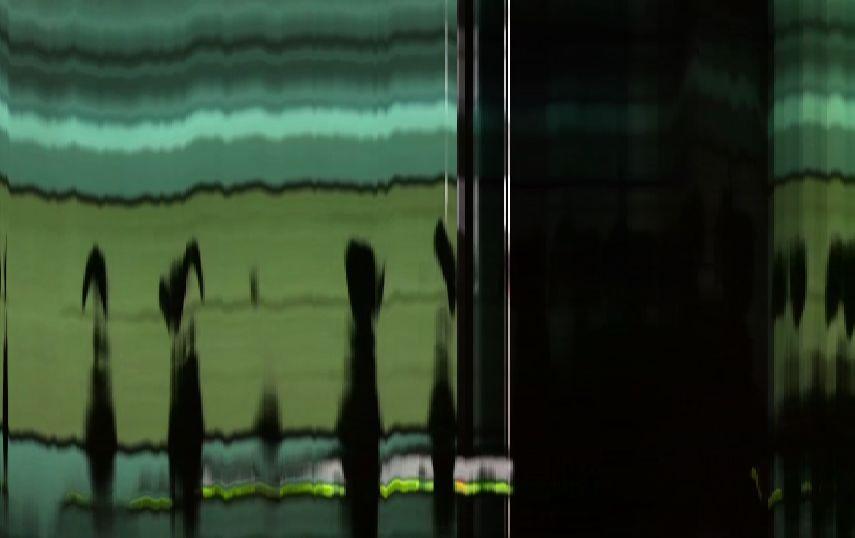 Glitch - generative design and glitch art.