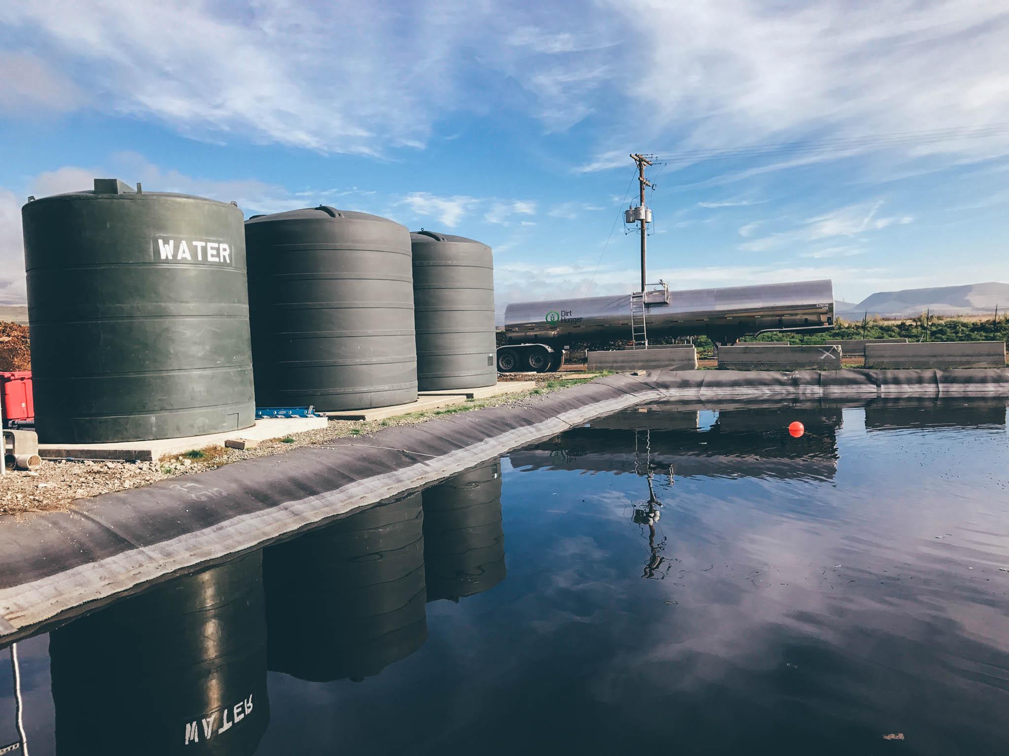 FRESH WATER POND -