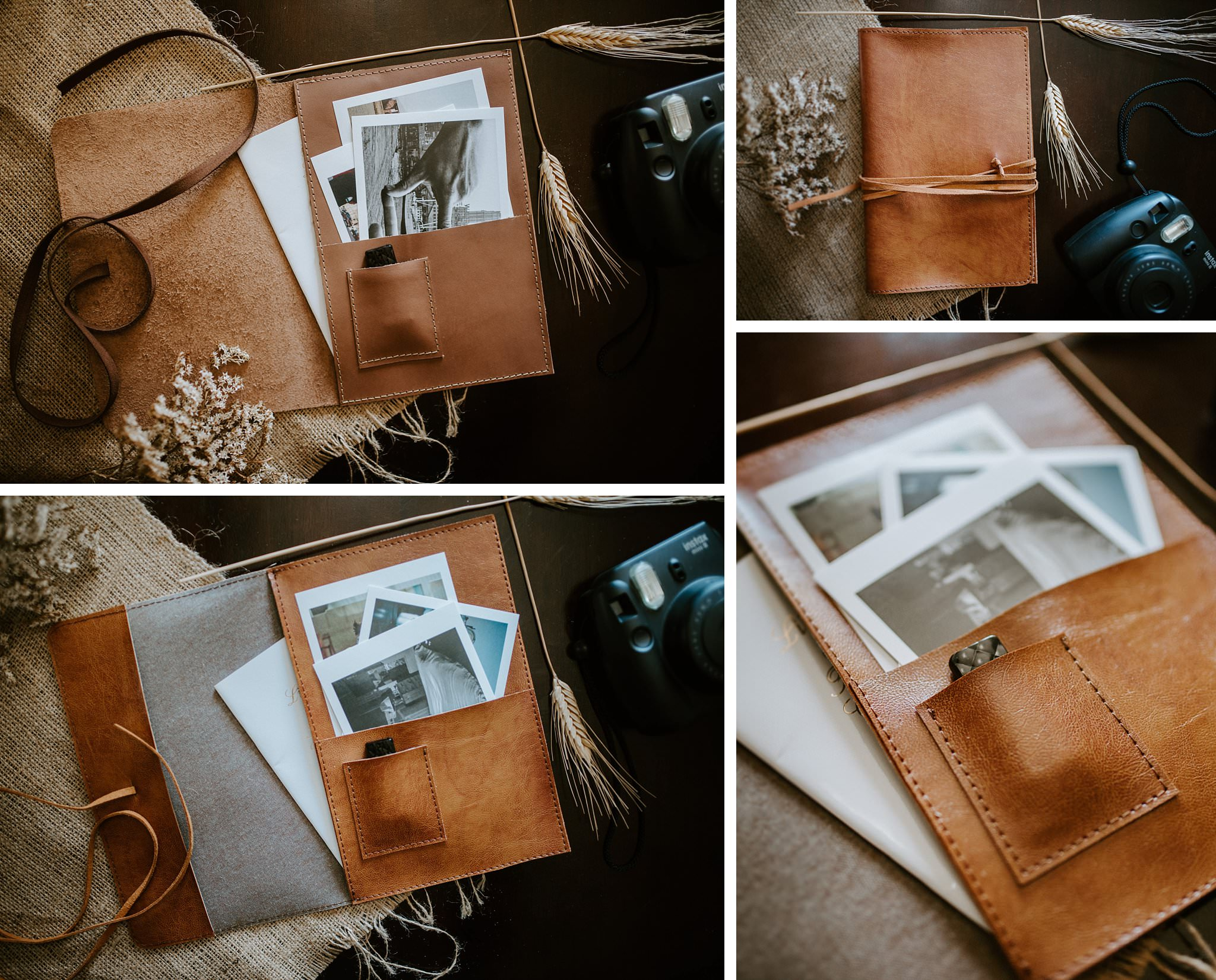 ENTREGA FÍSICA - Packaging SUPERIOR hechos a mano en Cuero o Eco Cuero ( a elección )Ágil y de gran durabilidad para guardar fotos, + pen drive y libretas de matrimonio y civilNUEVO PACKAGING ÚNICO EN EL MERCADO DE BODAS EN ARGENTINA!!!Es un packaging que vas a sentirlo cálido, no solo tiene tus recuerdos en fotos, sino también tus libretas de matrimonio. que perdurará en el tiempo