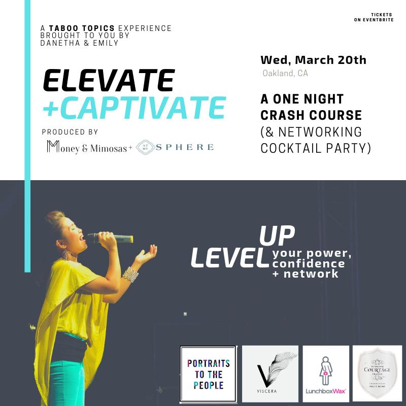 Elevate + Captivate: Women in Business & Entrepreneurship