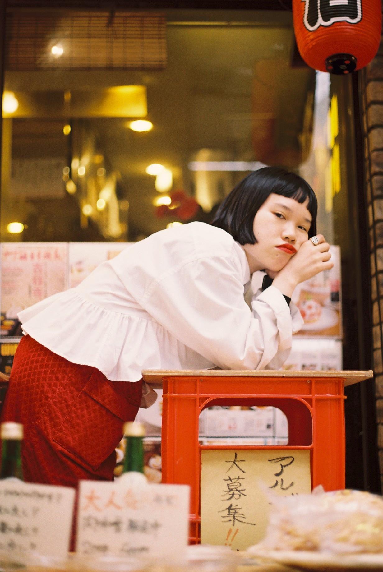 By Ayu Watanabe