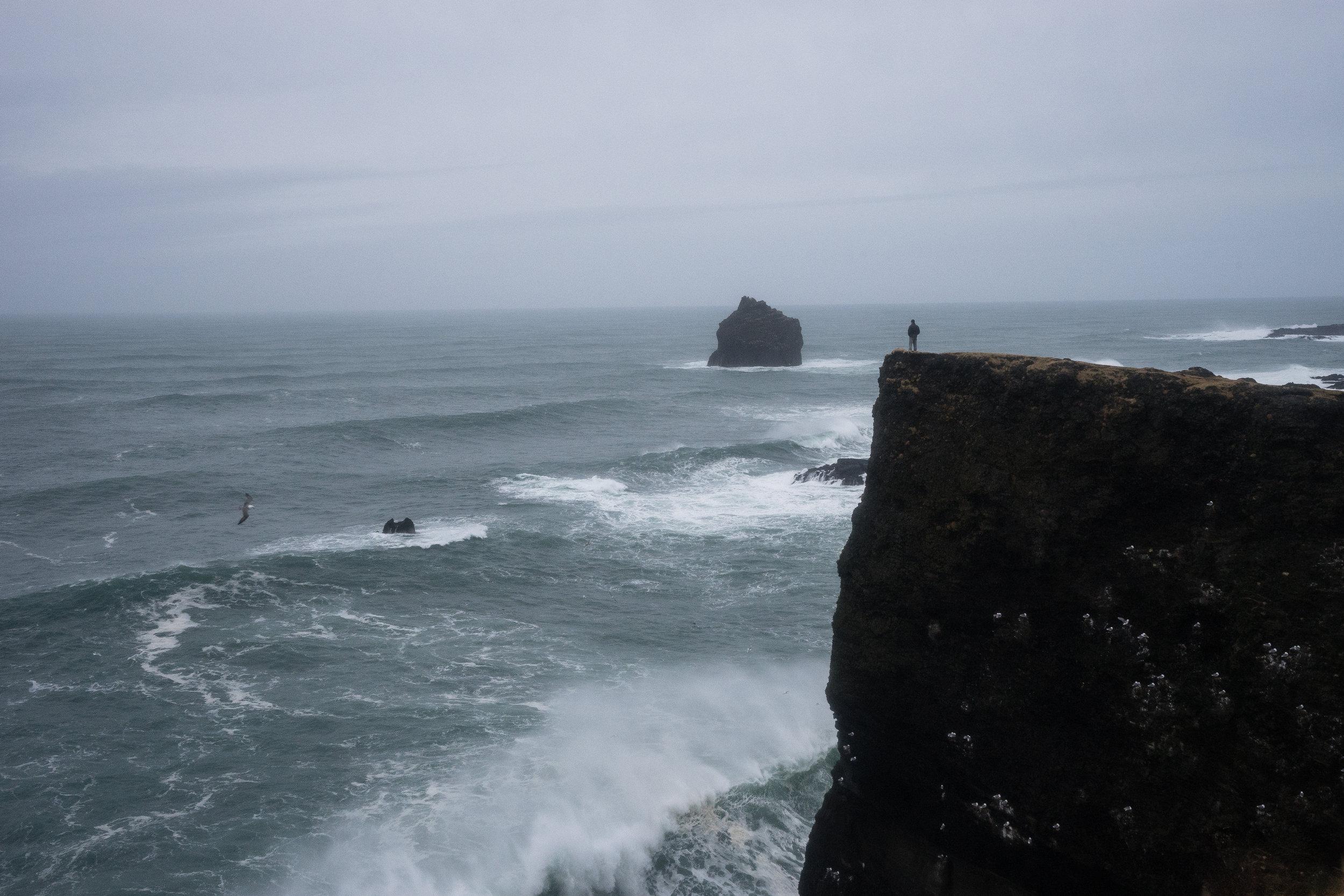South Iceland Cliffs