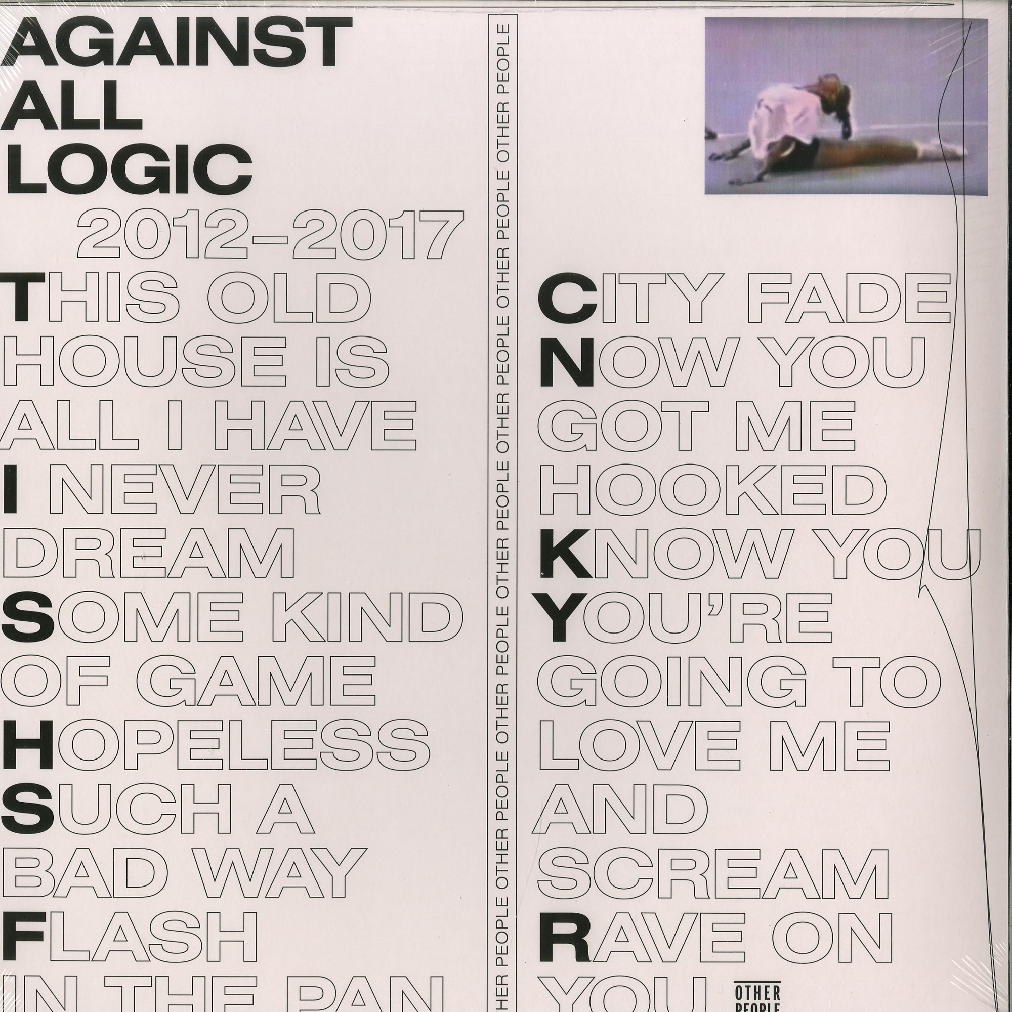 9. 2012 - 2017A.A.L - I honestly don't think this album was released with the intention of getting much hype, but it ended up taking the electronic music world by storm. Once it was revealed that Against All Logic is just a pseudonym for Chilean American artist Nicolas Jaar, I thought the album would be a collection of throwaways. But, none of the songs on here fit that category. 2012 - 2017 is a gorgeous and dynamic collection of songs that prove Jaar's versatility as an artist. On top of that, there is a newfound soulfulness to the production on some of these cuts that I have never seen before in Jaar's work. He samples David Axelrod on the opener! Released under Other People in February, this album was a breath of fresh air in an otherwise dismal year. Rating: 7.5/10Stream on Spotify.Stream on Apple Music.