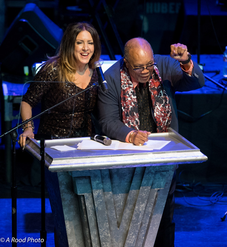 Quincy Jones & Friends 10-7-2016