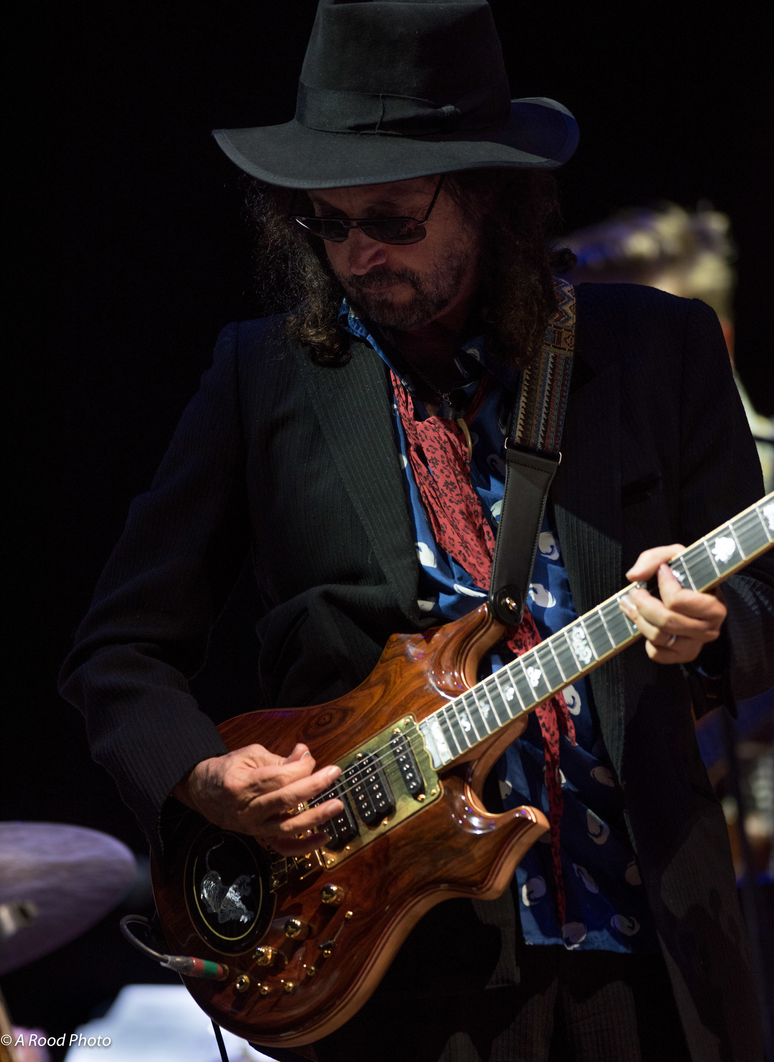 Mike Campbell (Tom Petty's Guitarist)