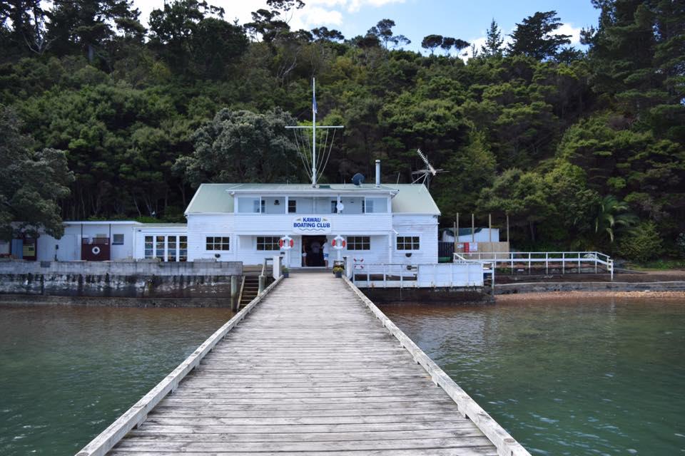 Kawau Boating Club