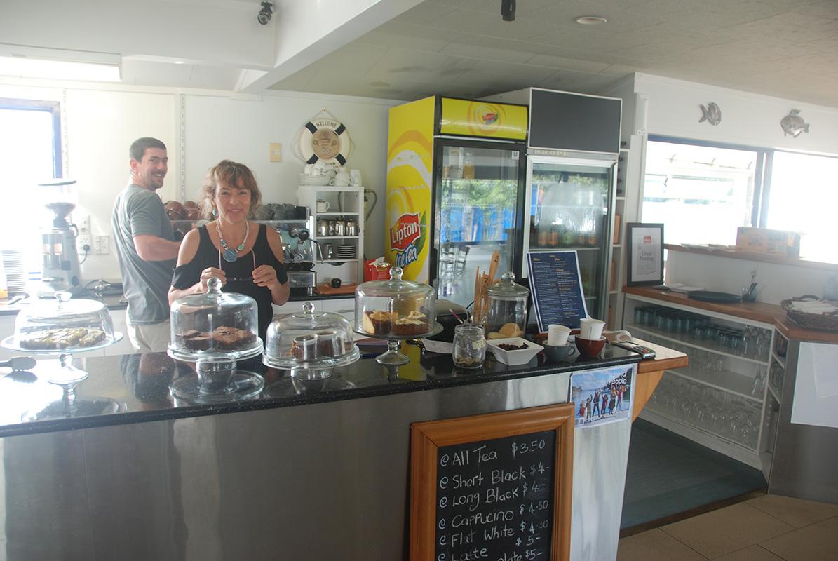 Cafe Sandspit